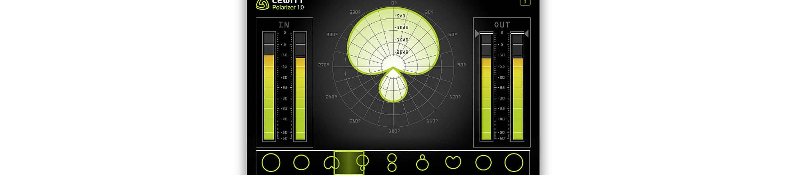 LCT 640 TS polarizer plugin