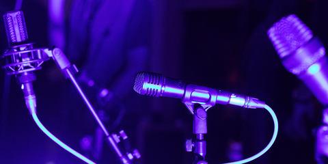 Metropolis live with LEWITT microphones