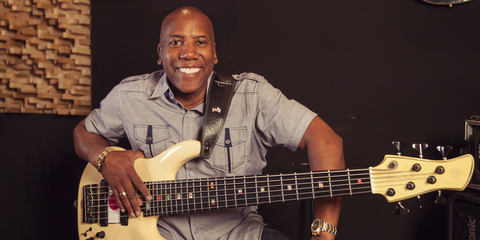 Nathan east likes the warm, full, and very rich sound of his LCT 840 studio microphone