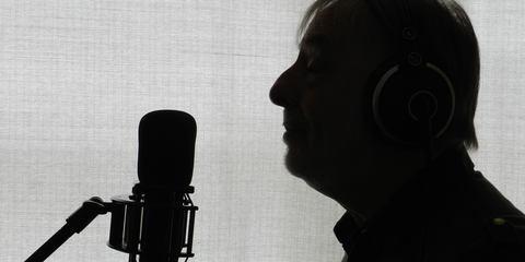 Elliott Randall uses the LCT 940 tube FET studio microphone