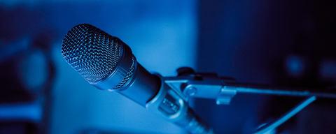 MTP 940 CM handheld condenser microphone at Metropolis Studios [Photo © Tom Rowland]