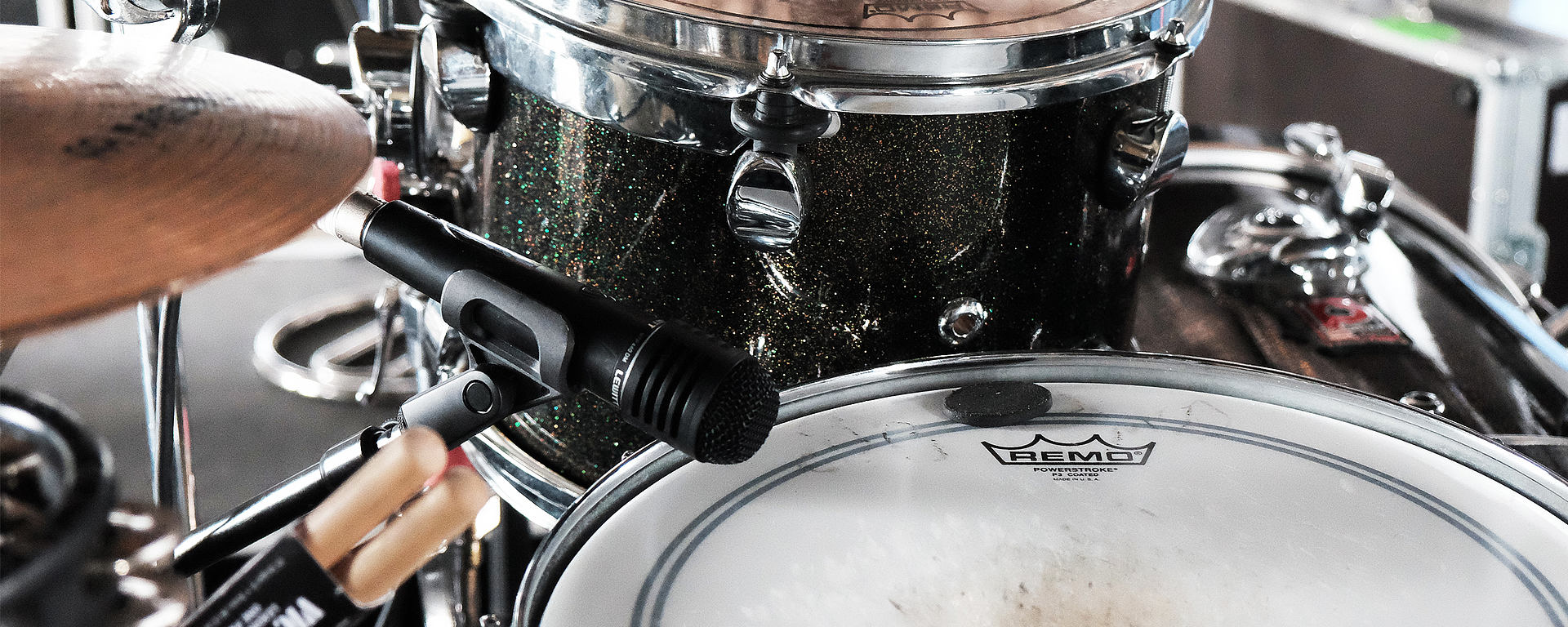 MTP 440 with snare drums