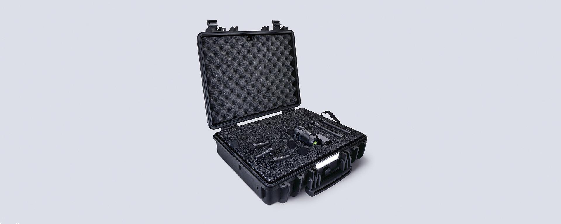 Beat Kit 6 box content