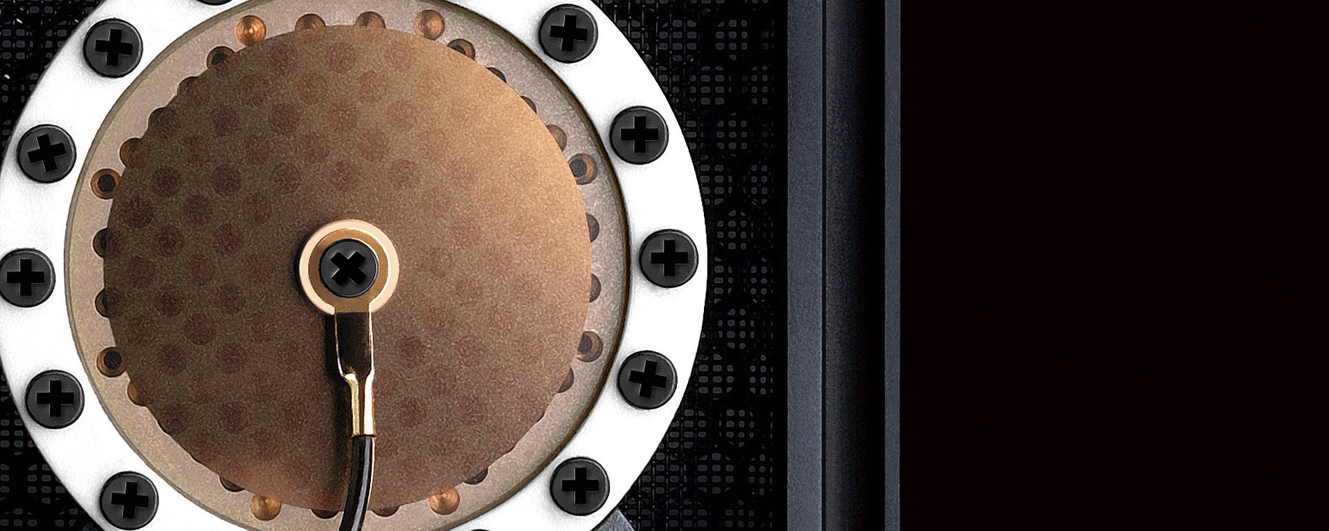 LC 10 capsule detail shot