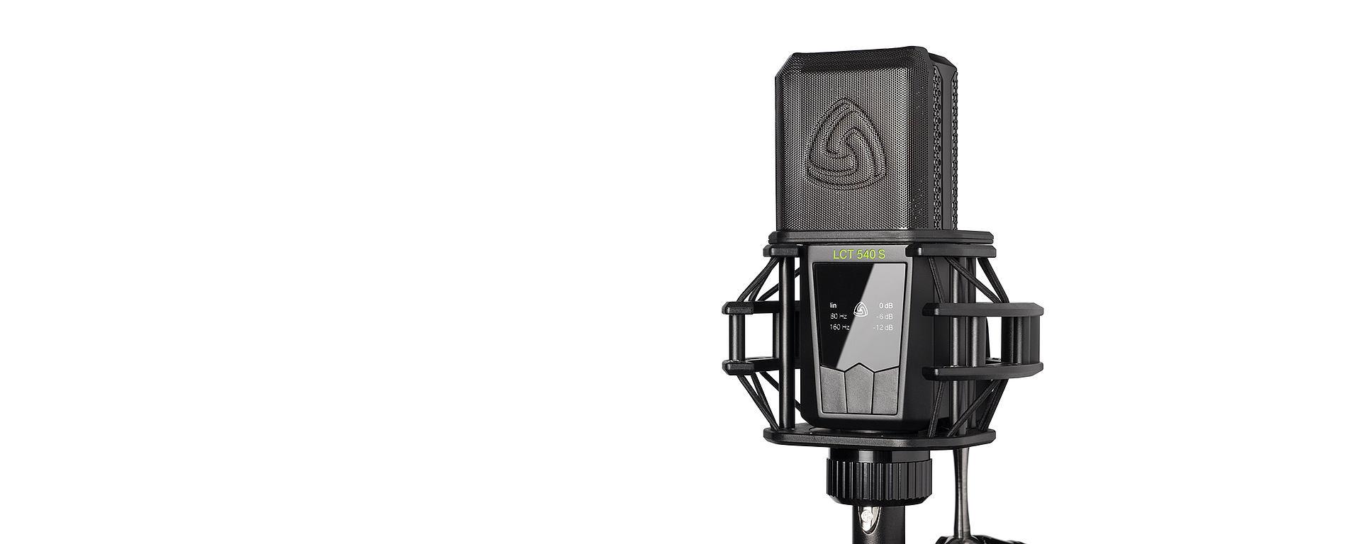 LCT 540 S pop filter shock mount