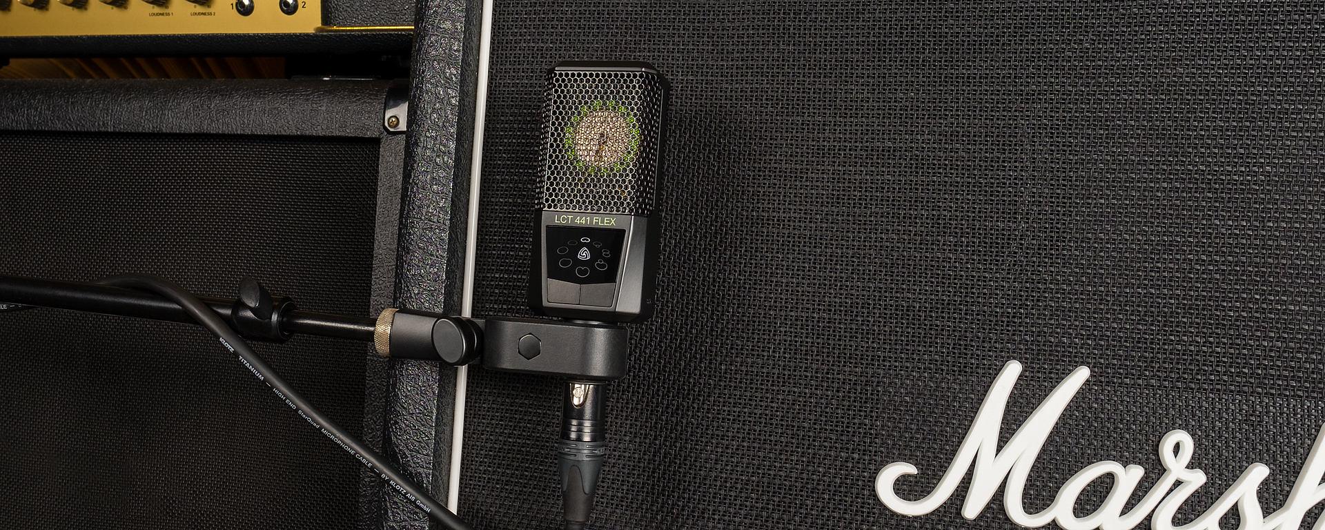 LCT 441 FLEX guitar cabinet amplifier