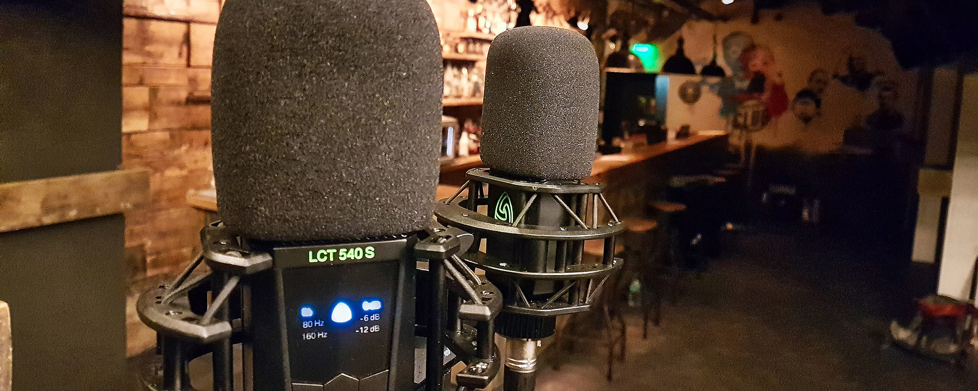 LCT 540 S best ambience sound mic