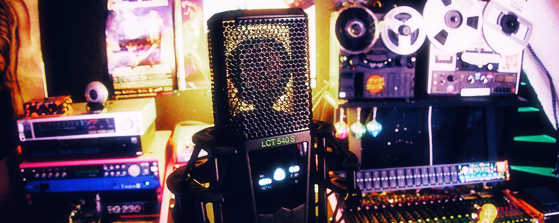 LCT 540 S best studio microphone