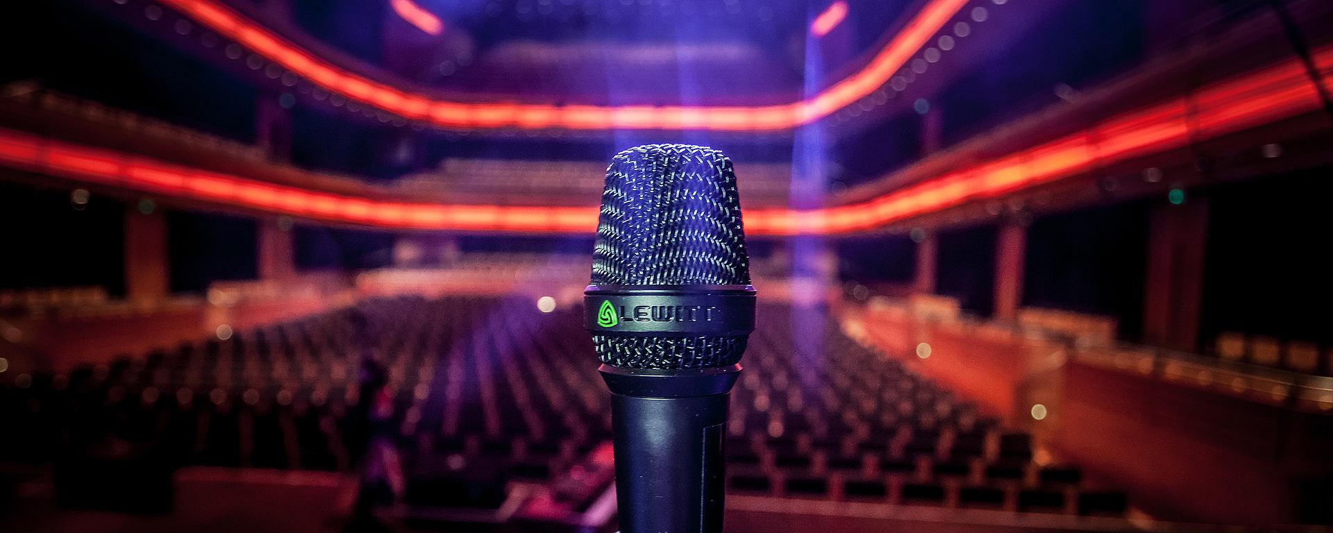 MTP550DM LEWITT handheld stage microphone best live vocal mic