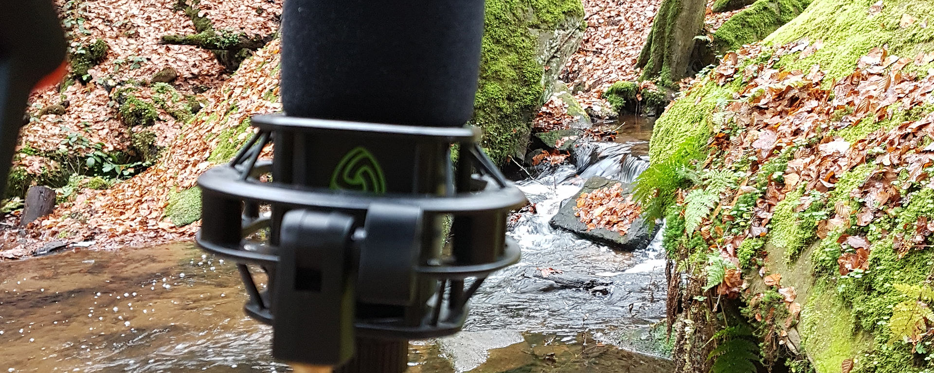 LCT 540 S perfect for Field Recording