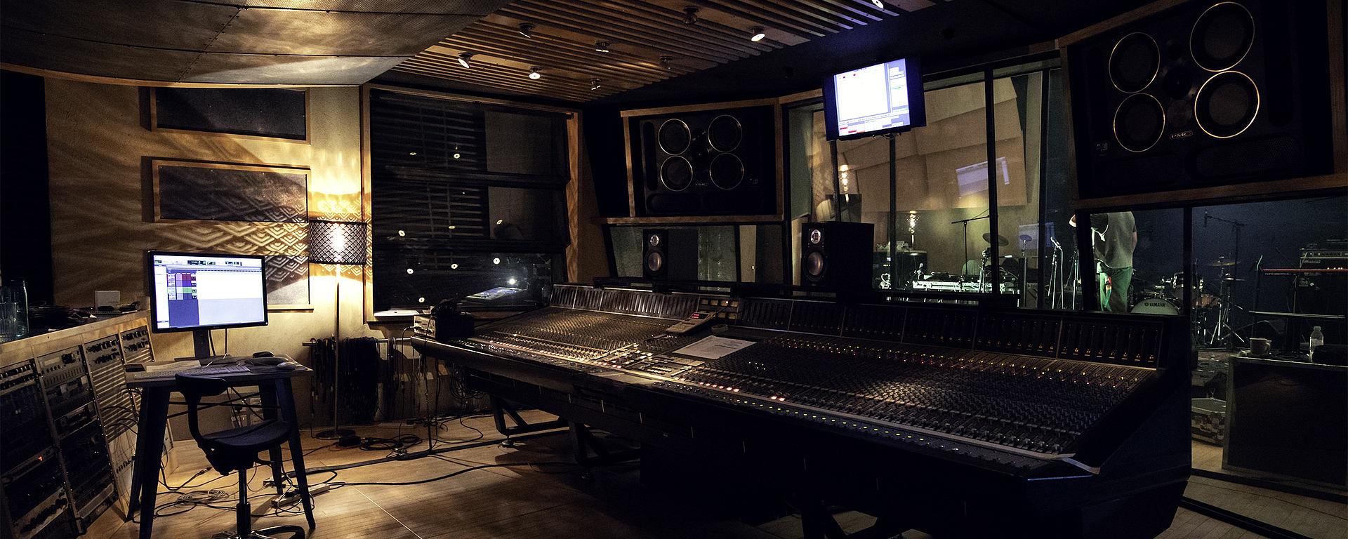 Metropolis Studio A