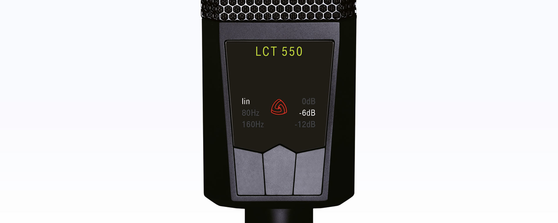 LCT 550 Automatic attenuation