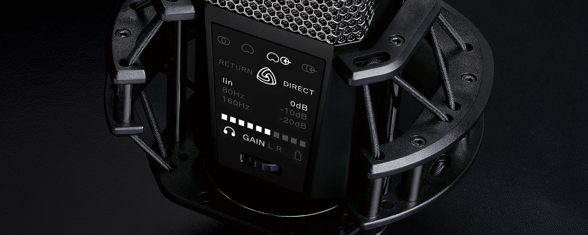DGT 650 zero latency monitoring