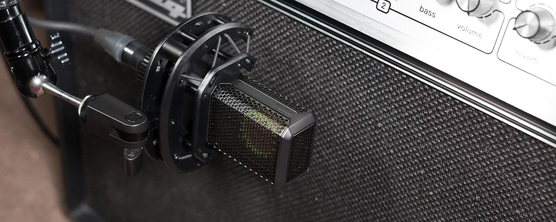 LCT 440 PURE workhorse studio mic