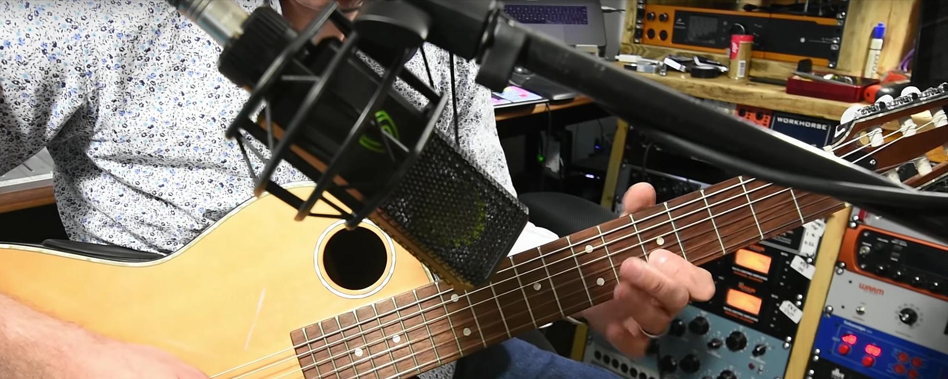 LCT 540 S best studio microphone [Photo © ProToolsExpert]