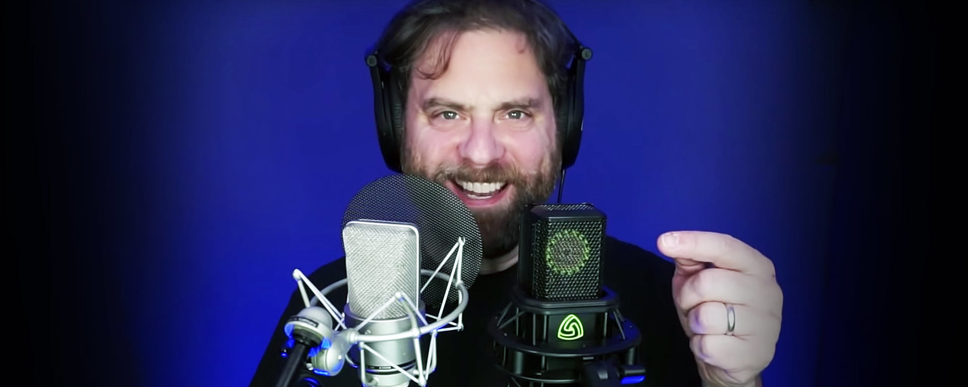 Boothjunkie is doing a shootout between the LCT 540 SUBZERO best studio microphone for voice over & the and the Neumann TLM 103